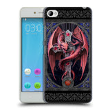 Official Anne Stokes Tribal Hard Back Case for Lenovo S90 Sisley