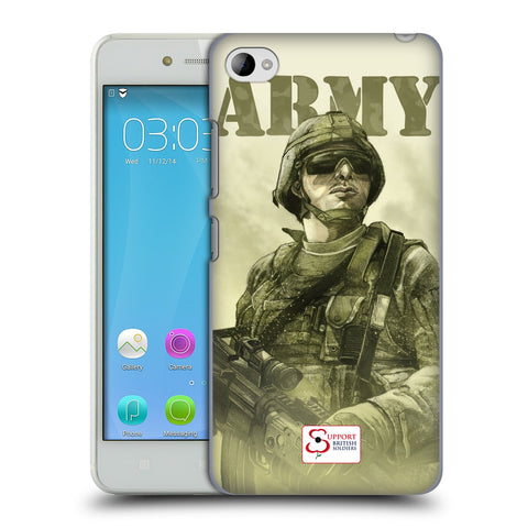 Support British Soldiers Sbs Official British Troops Hard Back Case for Lenovo S90 Sisley