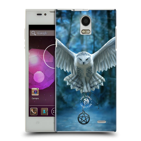 Official Anne Stokes Owls Hard Back Case for Sony Xperia V3 Plus