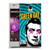 Official Green Day Key Art Hard Back Case for Sony Xperia V3 Plus