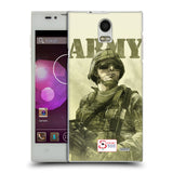 Support British Soldiers Sbs Official British Troops Hard Back Case for Sony Xperia V3 Plus