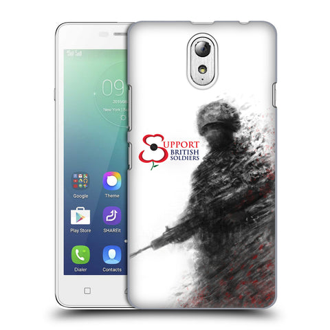 Support British Soldiers Sbs Official Support British Soldiers SBS Official Hard Back Case for Lenovo Vibe P1m