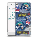 Official Selena Gomez Revival Art Hard Back Case for Sony Xperia XA / XA Dual