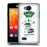 Official Green Day Key Art Hard Back Case for LG Joy H221