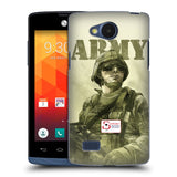 Support British Soldiers Sbs Official British Troops Hard Back Case for LG Joy H221