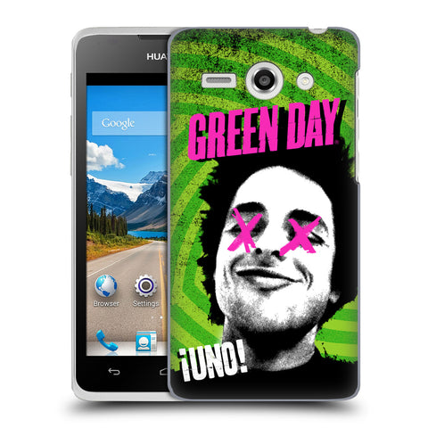 Official Green Day Key Art Hard Back Case for Huawei Ascend Y530 / C8813