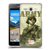 Support British Soldiers Sbs Official British Troops Hard Back Case for Huawei Ascend Y530 / C8813