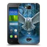 Official Anne Stokes Owls Hard Back Case for Huawei Y541