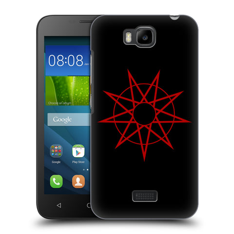 Official Slipknot Key Art Hard Back Case for Huawei Y541