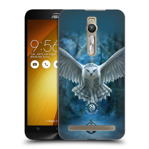 Official Anne Stokes Owls Hard Back Case for Zenfone 2 / Deluxe