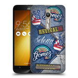 Official Selena Gomez Revival Art Hard Back Case for Zenfone 2 / Deluxe