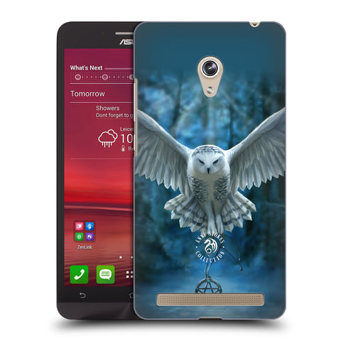 Official Anne Stokes Owls Hard Back Case for Asus Zenfone 6
