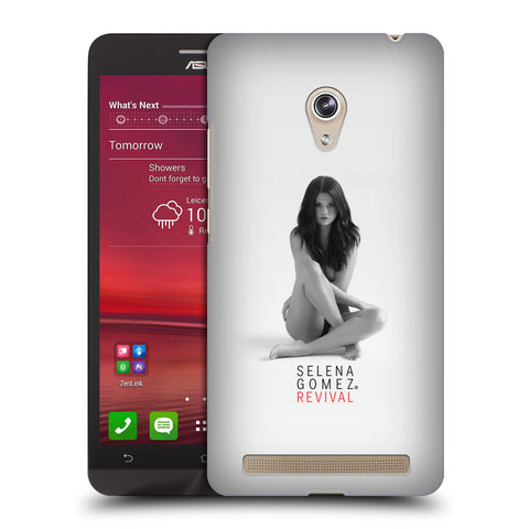 Official Selena Gomez Revival Hard Back Case for Asus Zenfone 6