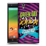 Official Green Day Key Art Hard Back Case for ZTE Zmax