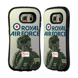 Support British Soldiers Sbs Official British Troops Hybrid Case for Samsung Galaxy S6