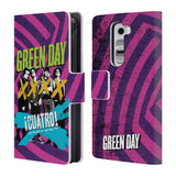 Official Green Day Key Art Leather Book Wallet Case Cover For LG G2 mini / D618 Dual SIM