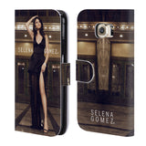 Official Selena Gomez Revival Leather Book Wallet Case Cover For Samsung Galaxy S6