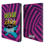 Official Green Day Key Art Leather Book Wallet Case Cover For Apple iPad Air