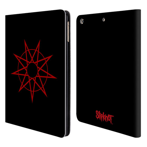 Official Slipknot Key Art Leather Book Wallet Case Cover For Apple iPad Air