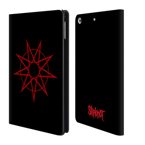 Official Slipknot Key Art Leather Book Wallet Case Cover For Apple iPad mini 4