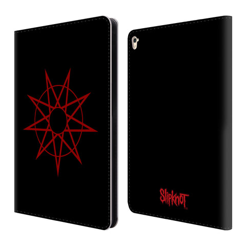 Official Slipknot Key Art Leather Book Wallet Case Cover For Apple iPad Pro 9.7