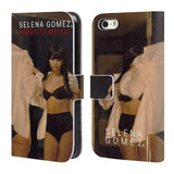 Official Selena Gomez Revival Leather Book Wallet Case Cover For Apple iPhone 5 / 5s / SE