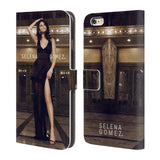 Official Selena Gomez Revival Leather Book Wallet Case Cover For Apple iPhone 6 Plus / 6s Plus