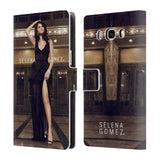 Official Selena Gomez Revival Leather Book Wallet Case Cover For Samsung Galaxy J5 (2016)
