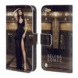 Official Selena Gomez Revival Leather Book Wallet Case Cover For iPod Touch 5th Gen / 6th Gen