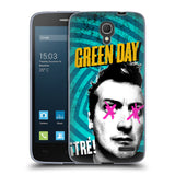 Official Green Day Key Art Soft Gel Case for Alcatel Pop 2 (4.5) / Dual