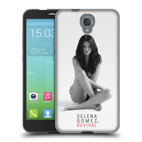 Official Selena Gomez Revival Soft Gel Case for Alcatel Idol 2