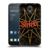 Official Slipknot Key Art Soft Gel Case for Alcatel Hero 2