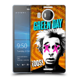Official Green Day Key Art Soft Gel Case for Microsoft Lumia 950 XL