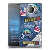 Official Selena Gomez Revival Art Soft Gel Case for Microsoft Lumia 950 XL