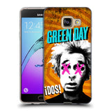 Official Green Day Key Art Soft Gel Case for Samsung Galaxy A3 (2016)