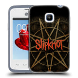 Official Slipknot Key Art Soft Gel Case for LG L20