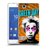 Official Green Day Key Art Soft Gel Case for Sony Xperia Z3 Compact / D5803