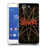 Official Slipknot Key Art Soft Gel Case for Sony Xperia Z3 Compact / D5803