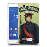 Support British Soldiers Sbs Official British Troops Soft Gel Case for Sony Xperia Z3 Compact / D5803
