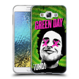 Official Green Day Key Art Soft Gel Case for Samsung Galaxy E7
