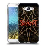 Official Slipknot Key Art Soft Gel Case for Samsung Galaxy E7