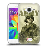 Support British Soldiers Sbs Official British Troops Soft Gel Case for Samsung Galaxy Core Prime