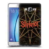 Official Slipknot Key Art Soft Gel Case for Samsung Galaxy On7