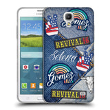 Official Selena Gomez Revival Art Soft Gel Case for Samsung Galaxy Mega 2