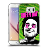 Official Green Day Key Art Soft Gel Case for Samsung Galaxy S6