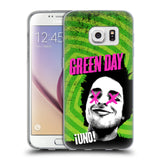 Official Green Day Key Art Soft Gel Case for Samsung Galaxy S7