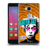 Official Green Day Key Art Soft Gel Case for Huawei Honor 5X / GR5