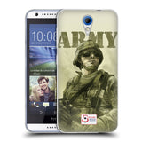 Support British Soldiers Sbs Official British Troops Soft Gel Case for HTC Desire 620 / 620 Dual Sim