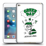 Official Green Day Key Art Soft Gel Case for Apple iPad mini 4