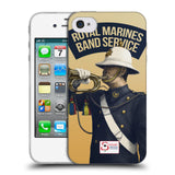 Support British Soldiers Sbs Official British Troops Soft Gel Case for Apple iPhone 4 / 4S